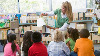 Going Beyond a Diverse Classroom Library
