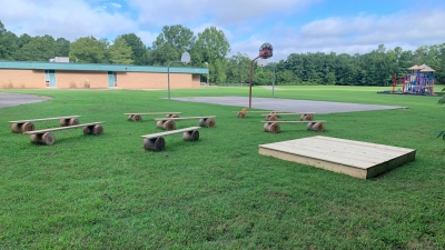 With Safety in Mind, Schools Take Classes Outdoors